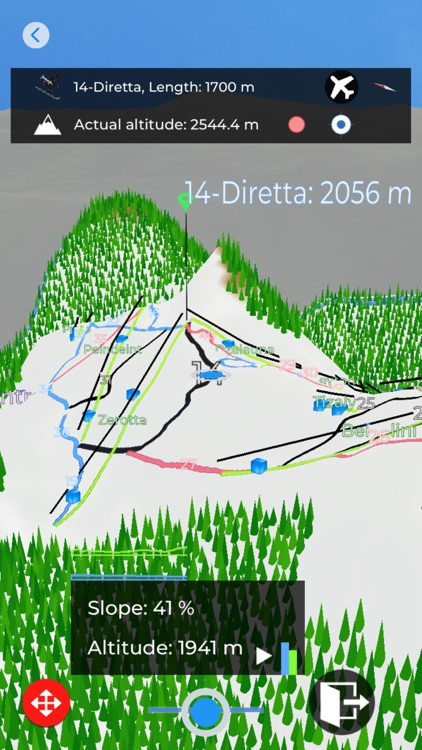 3DSkiTracks - Italy screenshot-6