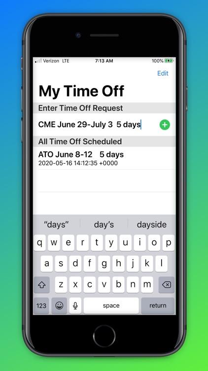 Time-Track screenshot-3