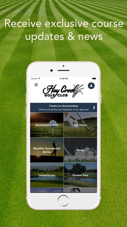 Haycreek Golf Club