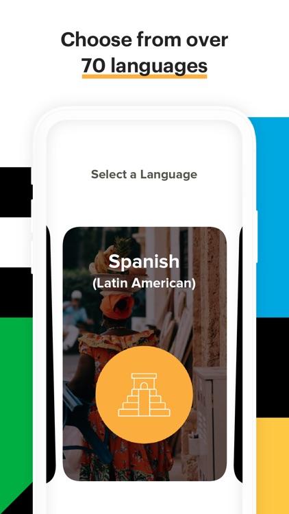 Mango Languages screenshot-0