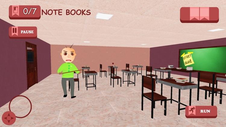 Education Basics Scary Teacher