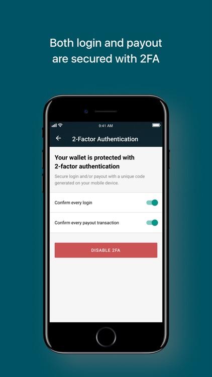 Litecoin Wallet by Freewallet screenshot-4