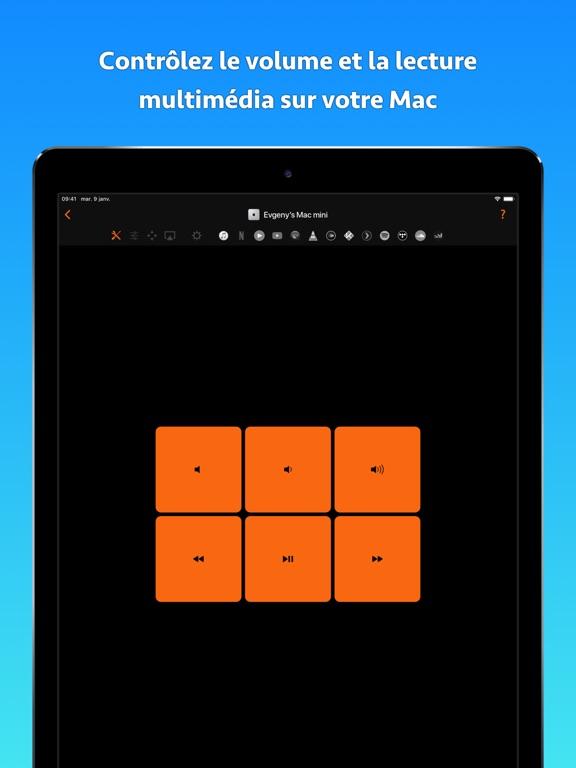 Screenshot #4 pour Télécommande pour Mac - Lite