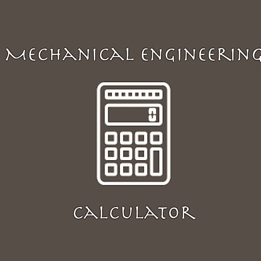 Mechanical Engineering Calc