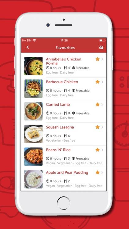BLW Slow Cook Recipes screenshot-3