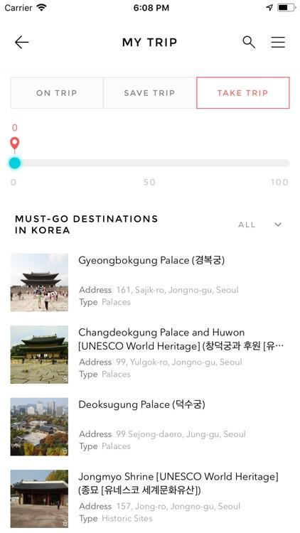 Visit Korea : Official Guide screenshot-4