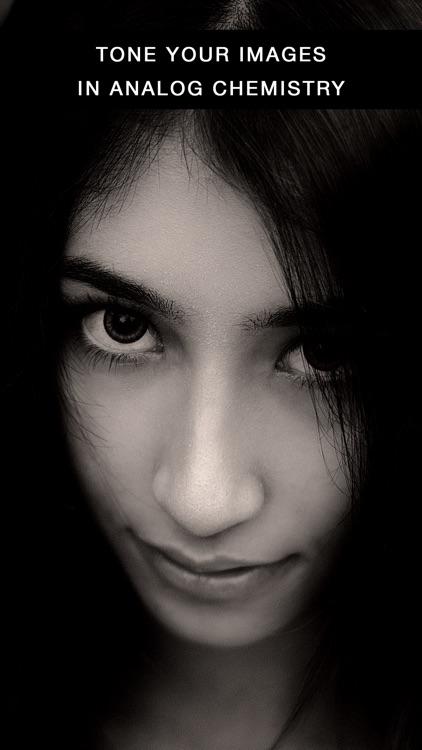 Darkr - Black And White Filter screenshot-4
