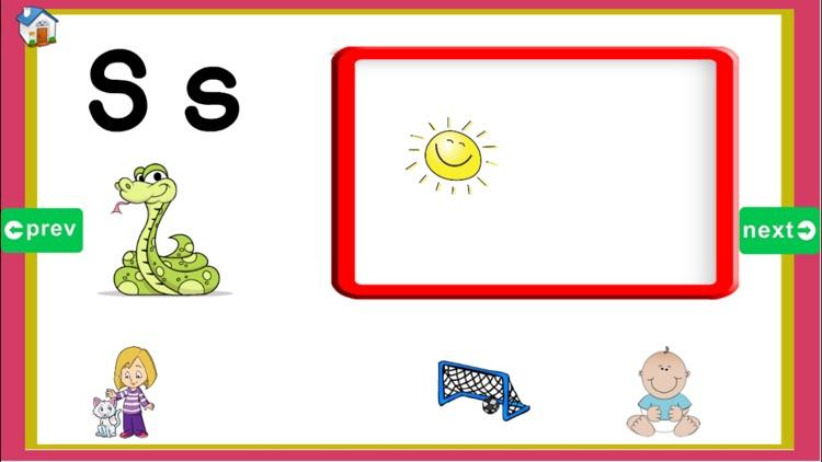 ABC Phonics for Kids Reading