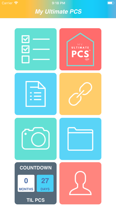 My Ultimate PCS Screenshots