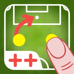 Coach Tactic Board: Soccer++