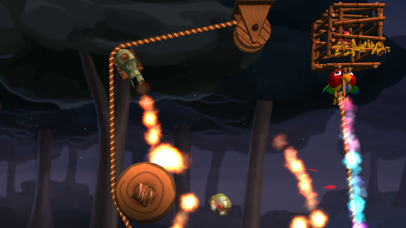 Rope Rescue - GameClub screenshot 3