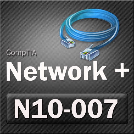 CompTIA Network N10-007 Exam icon