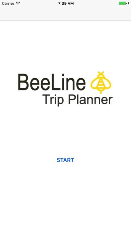 BeeLine Travel App
