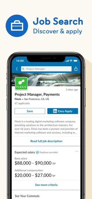 LinkedIn: Job & Career Finder on the App Store