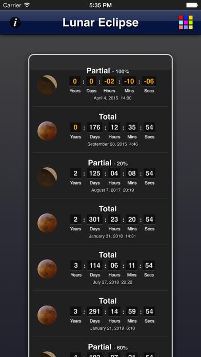 Lunar Eclipseのおすすめ画像1