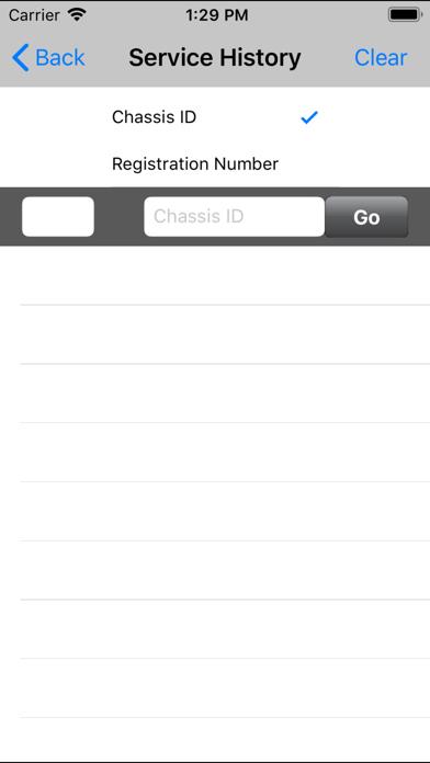 GDS Mobile App screenshot four
