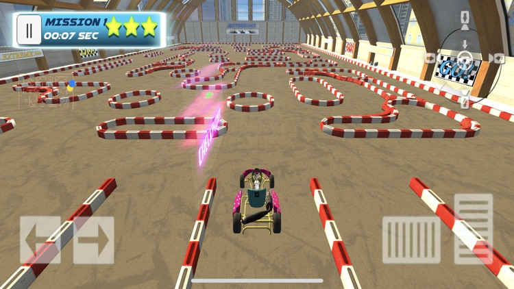 3D Go Kart Racing SIM screenshot-2