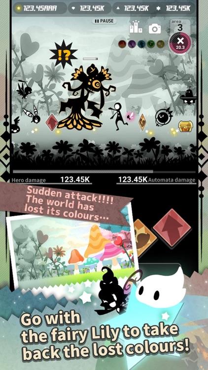 Shadow Land - Endless Tap