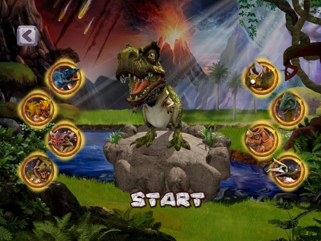 AR-Dinosaurs
