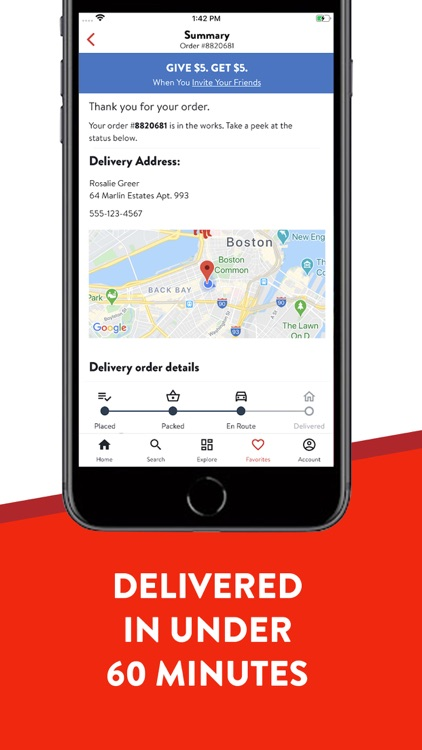 Drizly: Local Alcohol Delivery