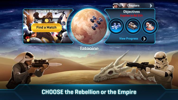 Star Wars™: Commander screenshot-3