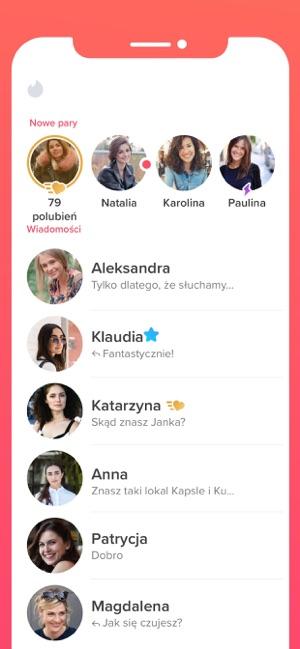 Tinder aplikacja randkowa za darmo