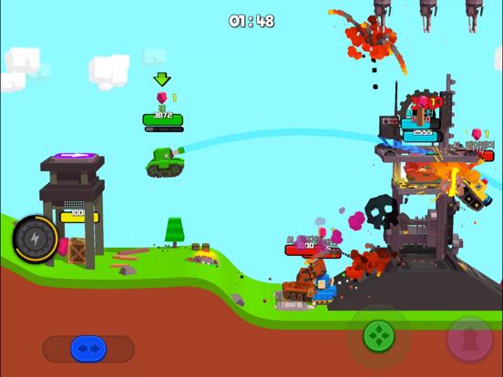 BOOM Tank Showdownのおすすめ画像2