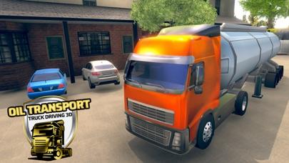 3Dを運転する石油輸送トラック - 燃料配達トラックシムのおすすめ画像1