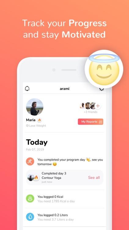 Gymnadz - Women's Fitness App screenshot-4