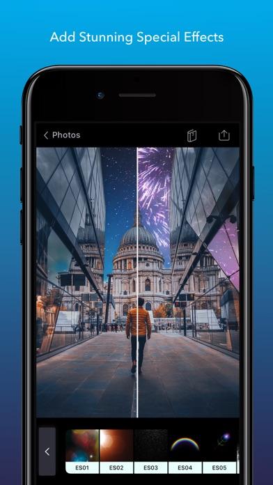 برنامج لتحسين جودة الصور للأيفون
