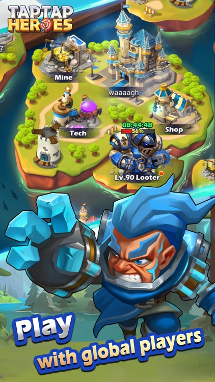 Taptap Heroes - Idle RPG screenshot-4