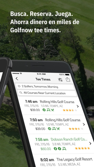 Screenshot for Golfshot Plus: Golf GPS in Chile App Store
