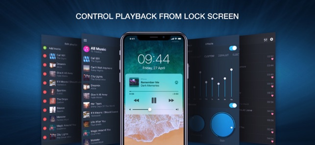 music paradise pro app for iphone