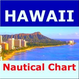 HAWAII ISLANDS – Marine Map