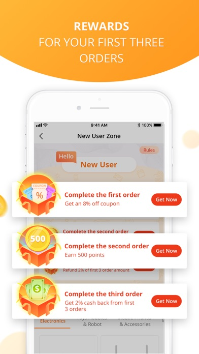 Negative Reviews: Banggood Easy Online Shopping - by