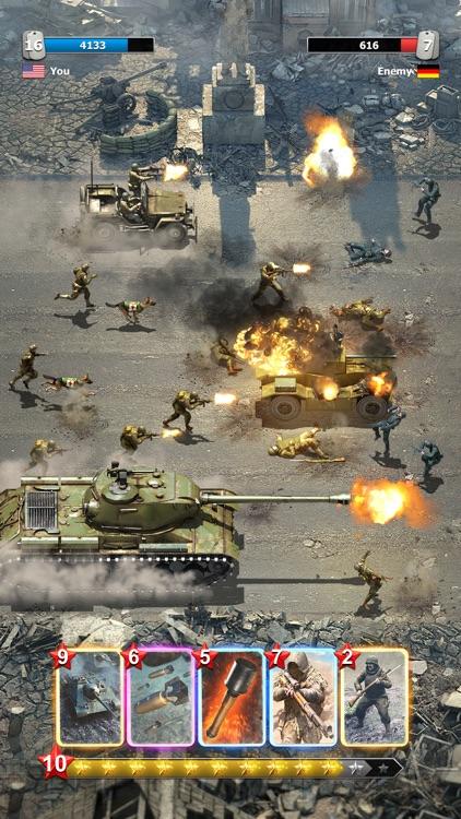 World War 2 - Online Strategy by AMT Games Publishing Ltd