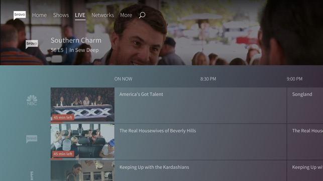 Bravo - Stream Shows & Live TV on the App Store