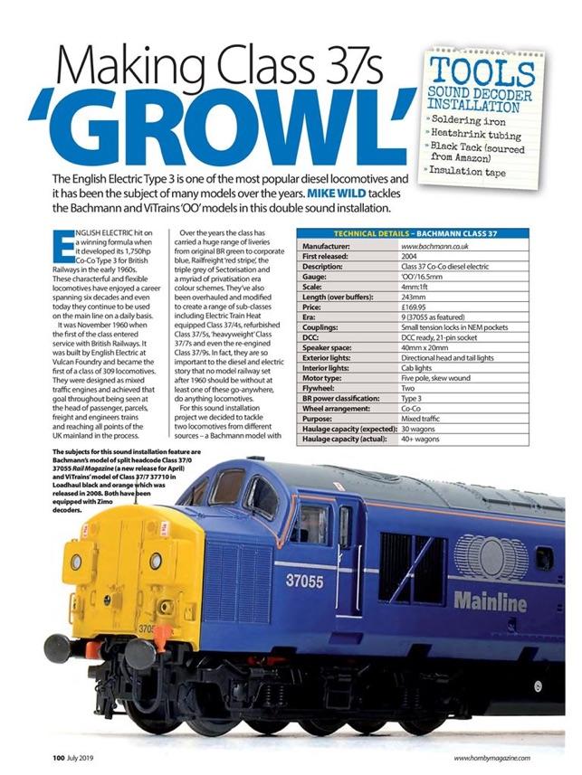 Hornby: Model Railway Magazine on the App Store