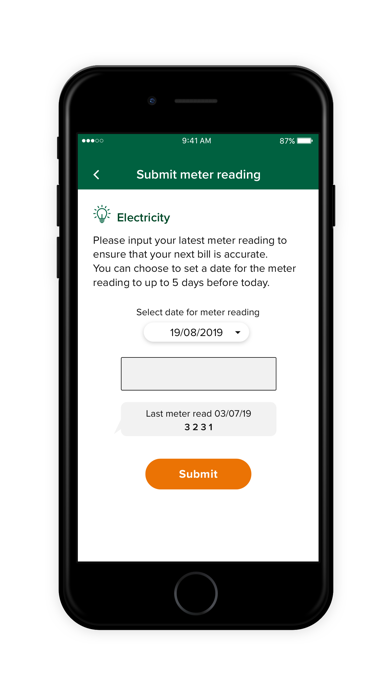 Green Network Energy screenshot two