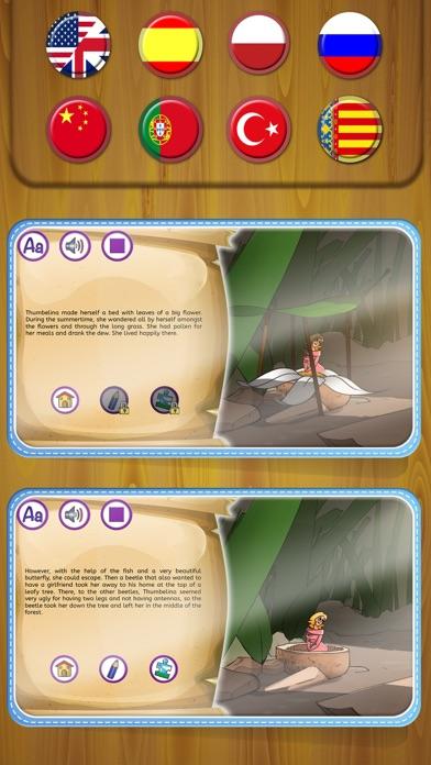 The Story of Thumbelina