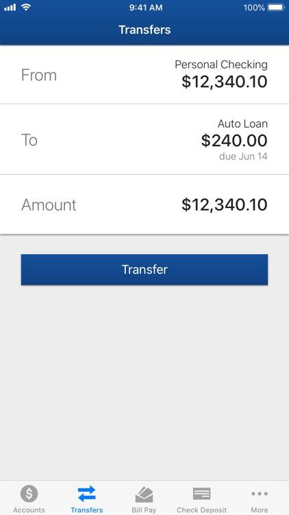 Heritage Bank Mobile Banking screenshot-3