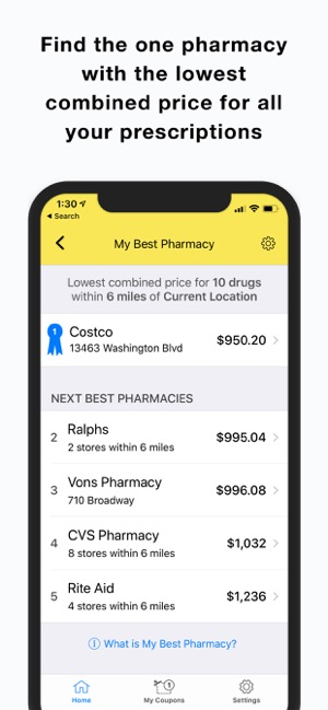 GoodRx – Save On Prescriptions on the App Store
