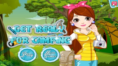 get ready for camping dressup screenshot one