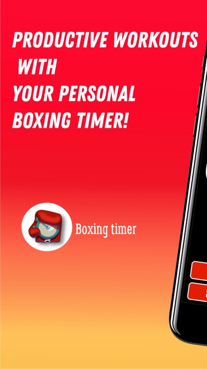 Boxing Timer Prof screenshot-0
