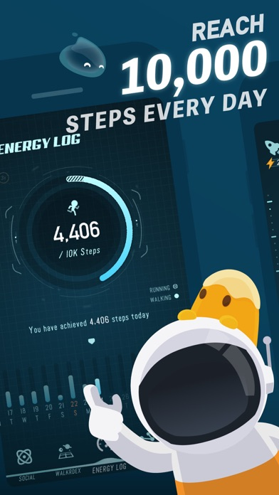 Walkr - A Gamified Fitness App wiki review and how to guide