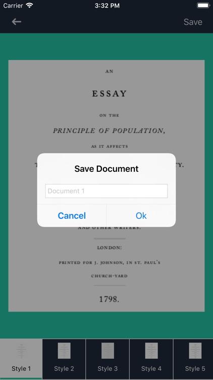 SA Document & Image Scanner screenshot-5