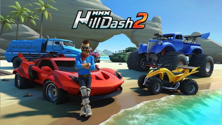 MMX Hill Dash 2 - Race Offroad screenshot-9