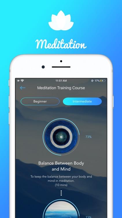 MindU- Meditation & Sleep App