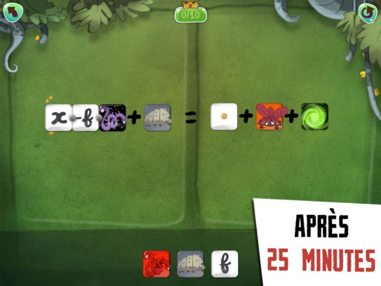 Screenshot #6 pour DragonBox Algebra 12+