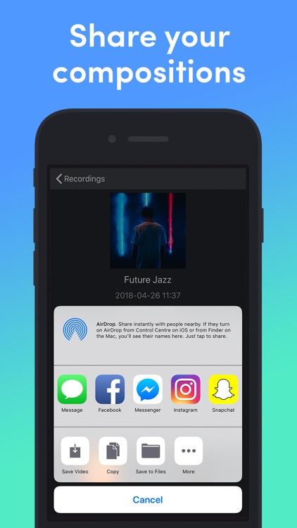 Beat Snap - Music & Beat Maker screenshot-4